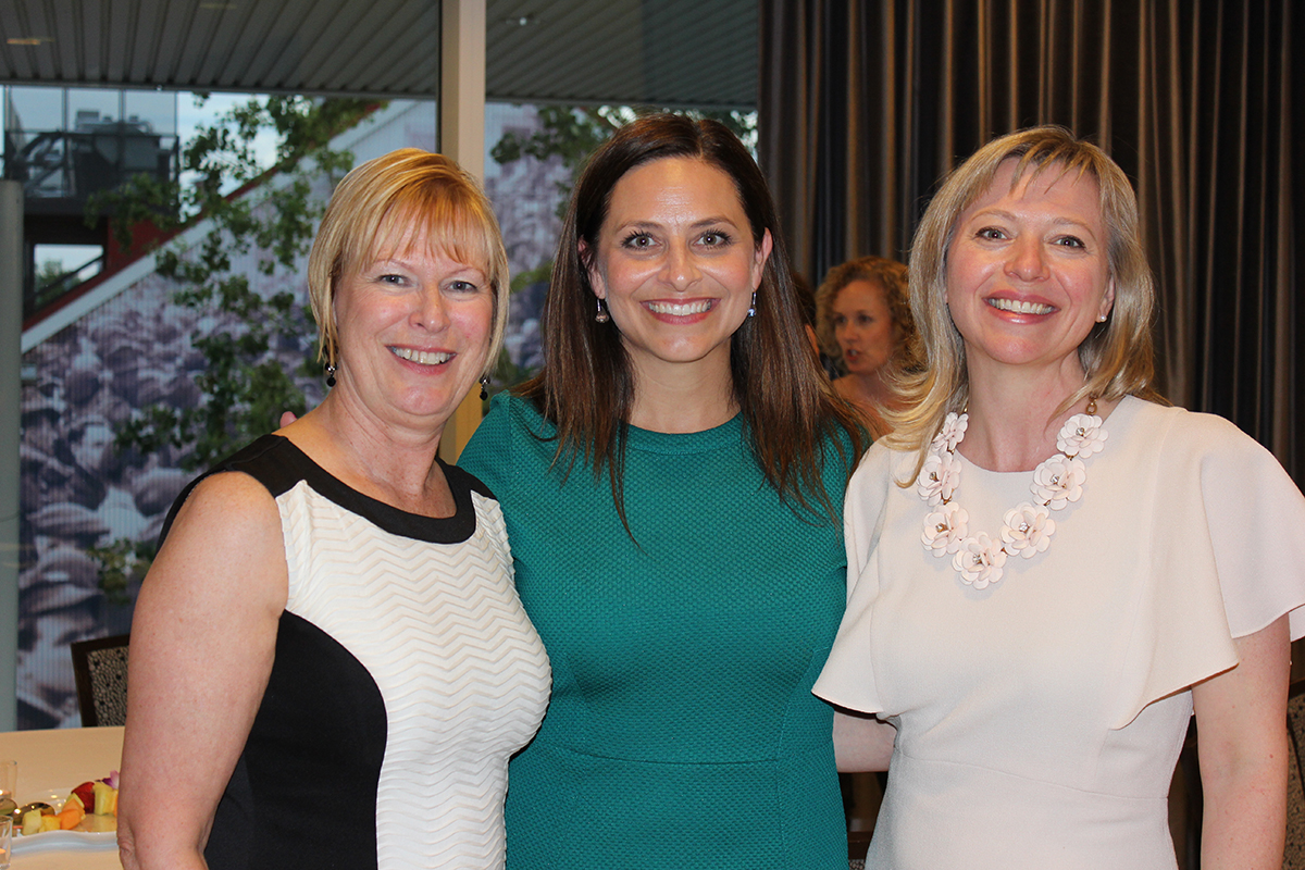 Woman of insight dinner events